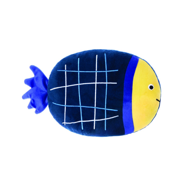 Australia Hiccups Novelty Cushion - Fish Friend