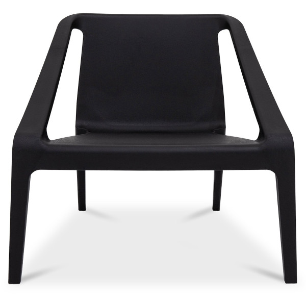 Alvord Armchair in Black