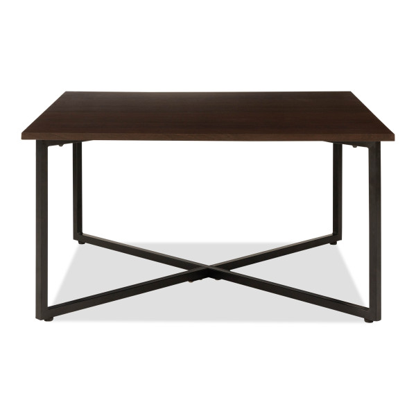 Jorja Coffee Table In Walnut Top