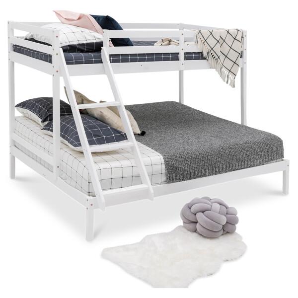 Porcelain Bunk Bed White