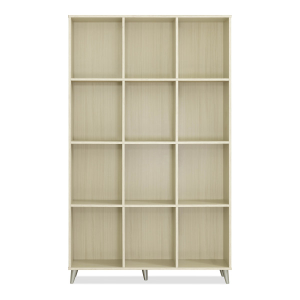 Ellia Bookshelf in White Wash