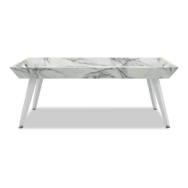 Finn Coffee Table (White Marble)