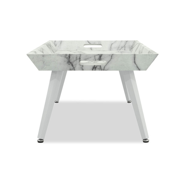 Marble Coffee Table In Singapore: Finn Coffee Table (White Marble)