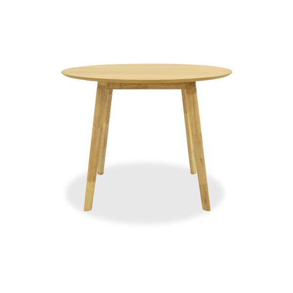 Moon Dining Table Oak