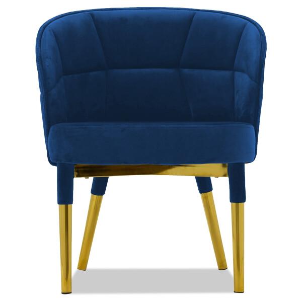 Stephie Armchair (Dark Blue)