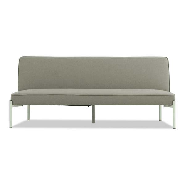 Harper 3 Seater Sofa Bed (Grey)