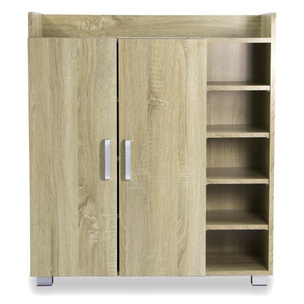 Experion Shoe Cabinet (Sonoma Oak)