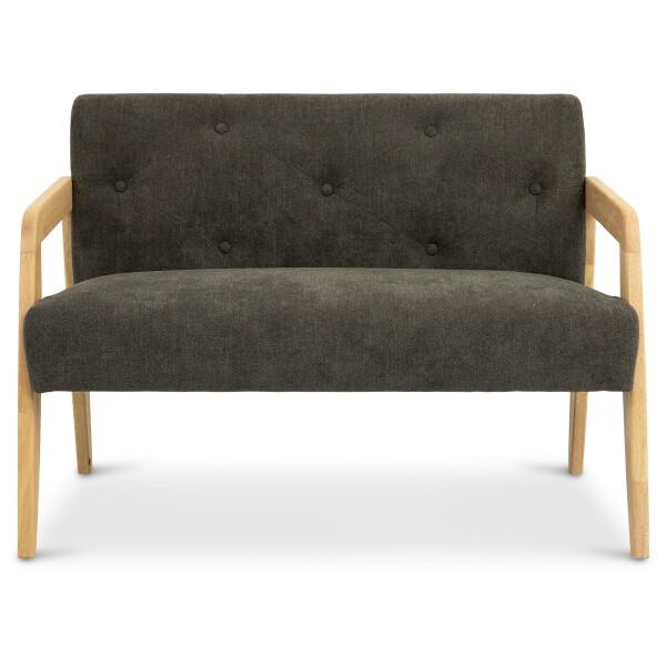 Runo 2 Seater Sofa (Coffee)
