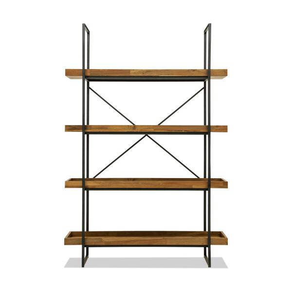 Zento 4 Tiers Bookshelf