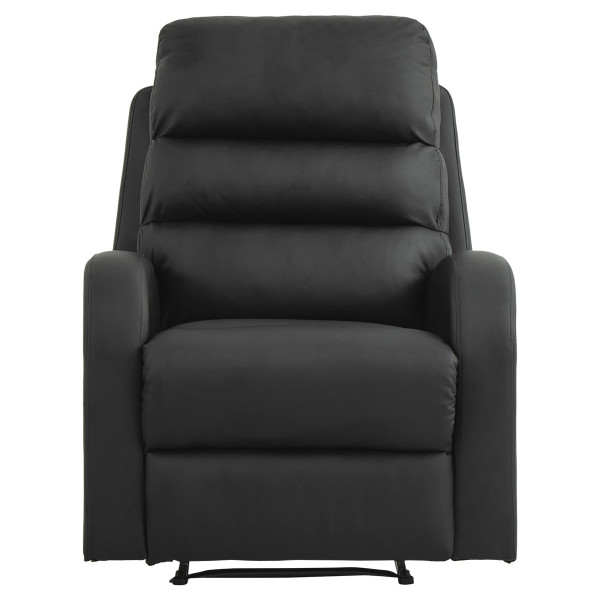 Seville Recliner (PU Black)
