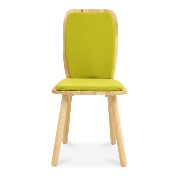 Klover Dining Chair (Green)