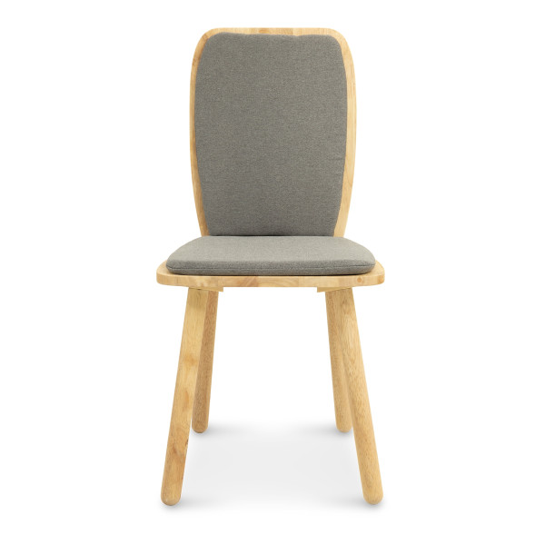 Klover Dining Chair (Grey)