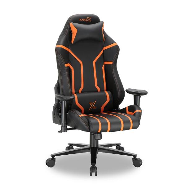 Kane X Professional Gaming Chair - Nemesis (Orange)