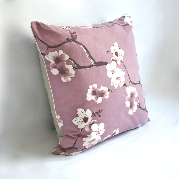 Sakura Plum Pillow 2