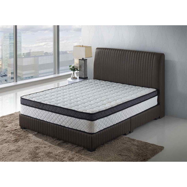 Kerstin Bedframe 10 Inch Spring Mattress Furniture Home Decor