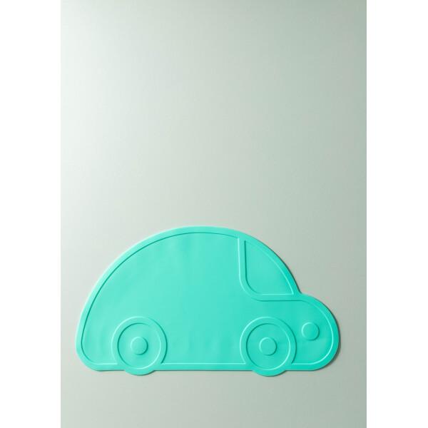 Jaeven Silicone Car Placemat (Mint)