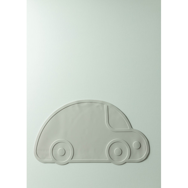 Jaeven Silicone Car Placemat (Rhino Grey)