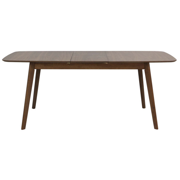 Kimberly Butterfly Extension Table Walnut
