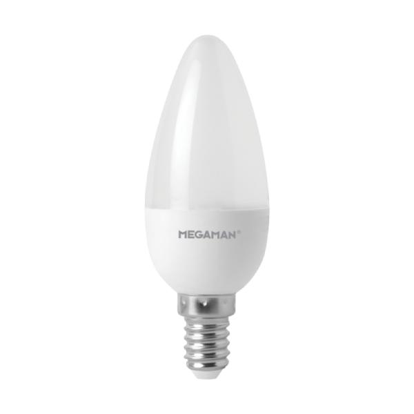 Megaman LEDs E14 Candle 5.5w Warm White 2800K