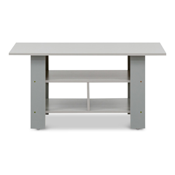 Liam Coffee Table in Light Grey