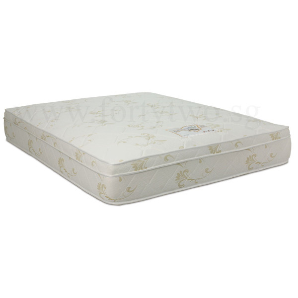 SleepMed Posture Master Natural Latex Premium Pocketed Spring Mattress