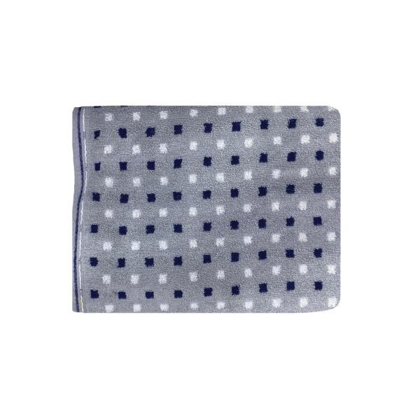 MH Cottage Jacquard Bath Towel (Grey)