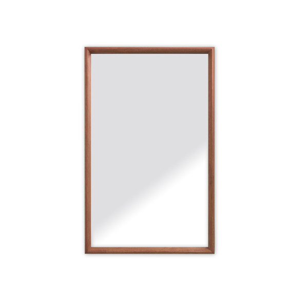 Philos - Retro Collection Natural Wood Mirror (ML1404-NAT-L80)