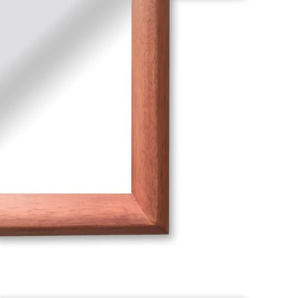 Philos - Retro Collection Natural Wood Mirror (ML1404-L80 NAT)