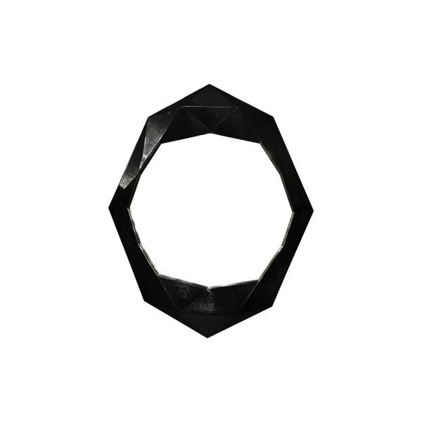 Philos - Emerald Black Gloss Mirror (MR910G-BLK)