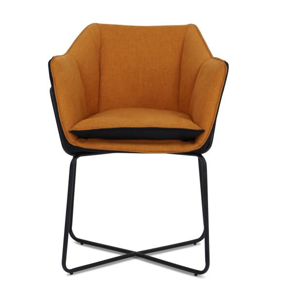 Sidney Armchair (Orange)