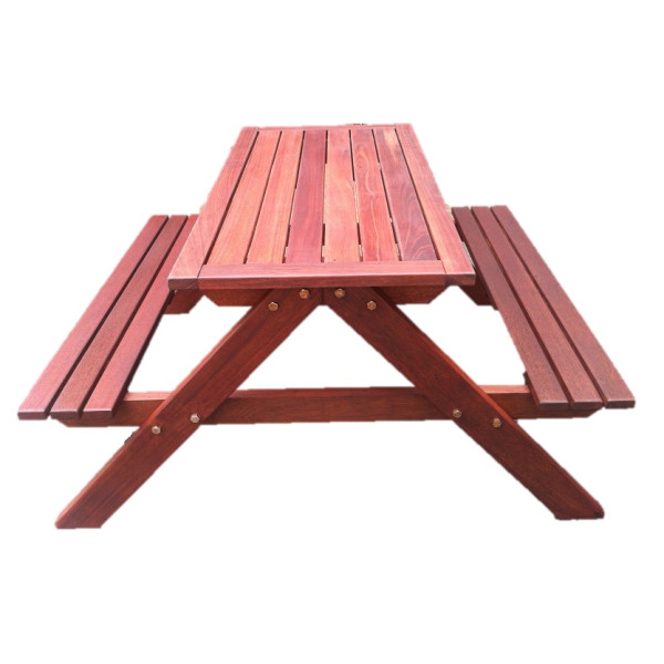 Outdoor Timber Picnic Bench