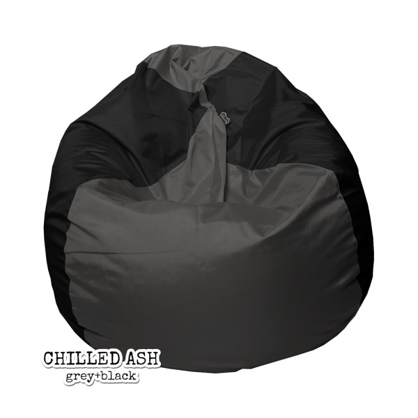 Plop BeanBag Chilled Ash By doob