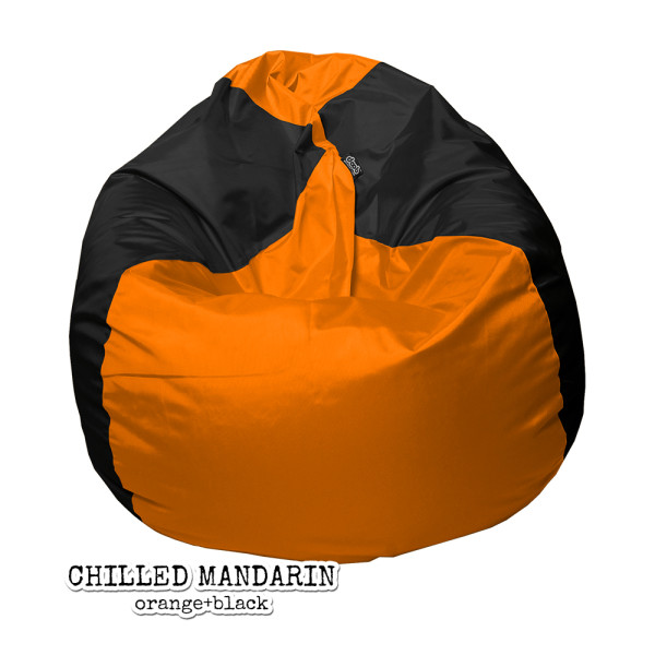 Plop BeanBag Chilled Mandarin By doob