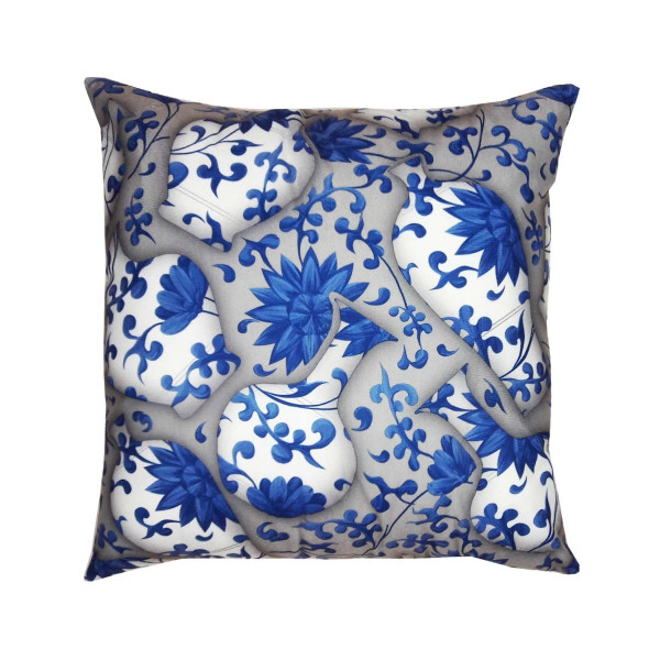 Cushion Porcelain-Print