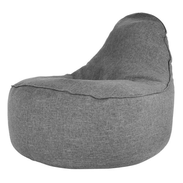 Ringo Bean Bag Sofa in Grey