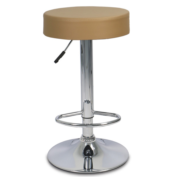 Roudy Bar Stool (Champagne)