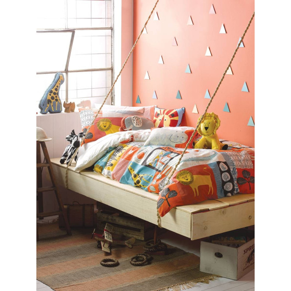 Australia Hiccups Kids Bed Set - Sanejo (Super Single)