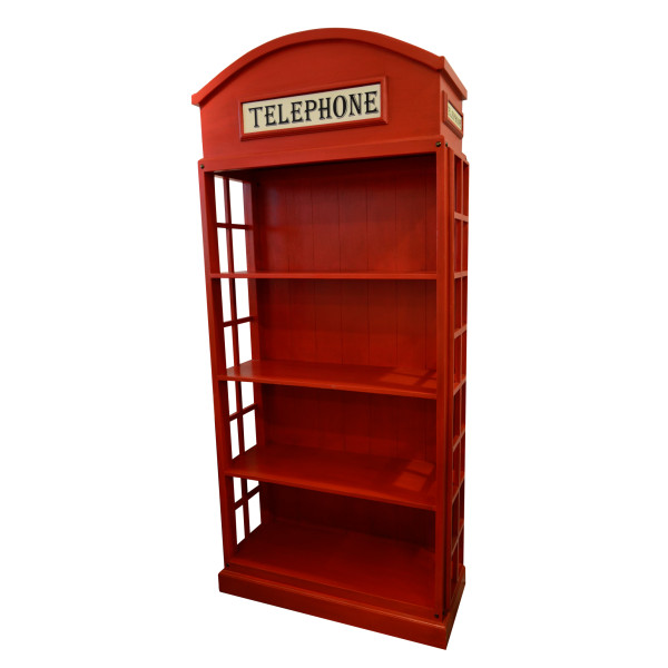 Bookcase - Phone Booth