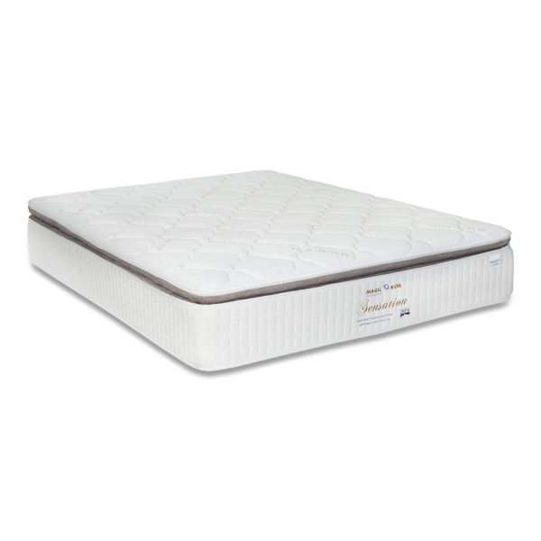 Magic Koil Sensation Latex Pillow Top Mattress