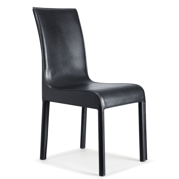 Eudore Dining Chair Black