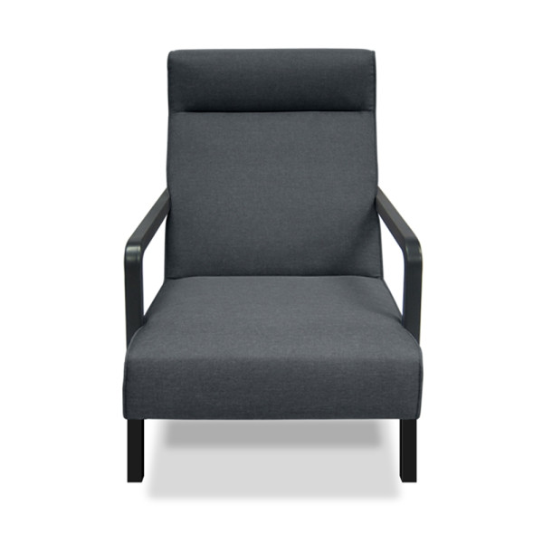 Swaff Armchair (Dark Grey)