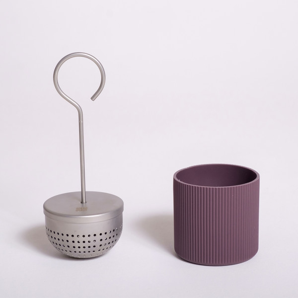 Buoy - Tea Infuser (Round) by OMMO
