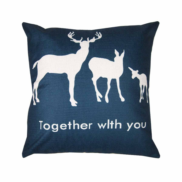 Cushion Together With You