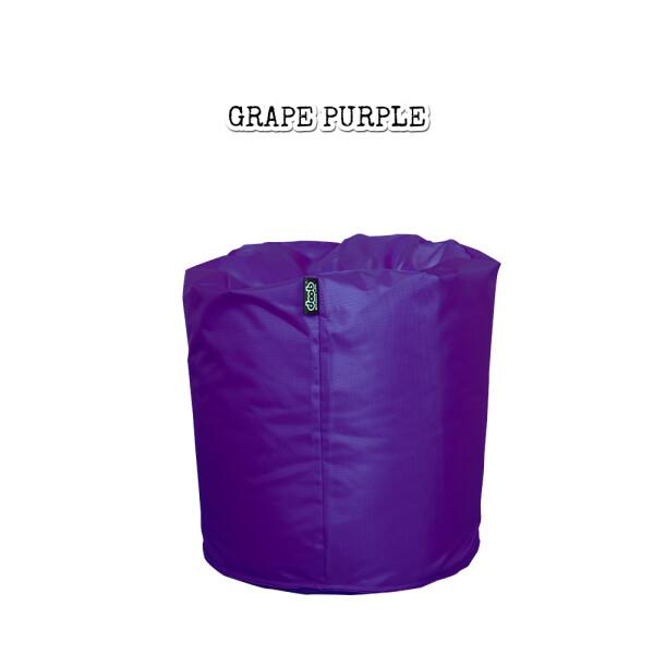 tootsie BeanBag Grape Purple by doob