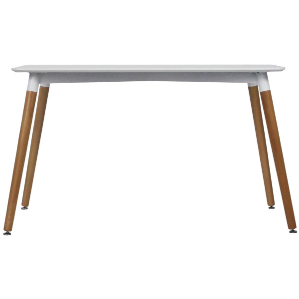 Vincente Dining Table-White (Large)