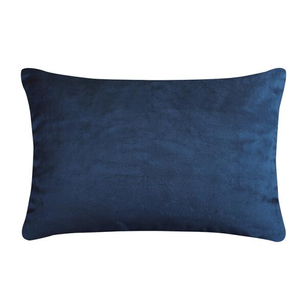 Edyth II Cushion (Dark Blue)