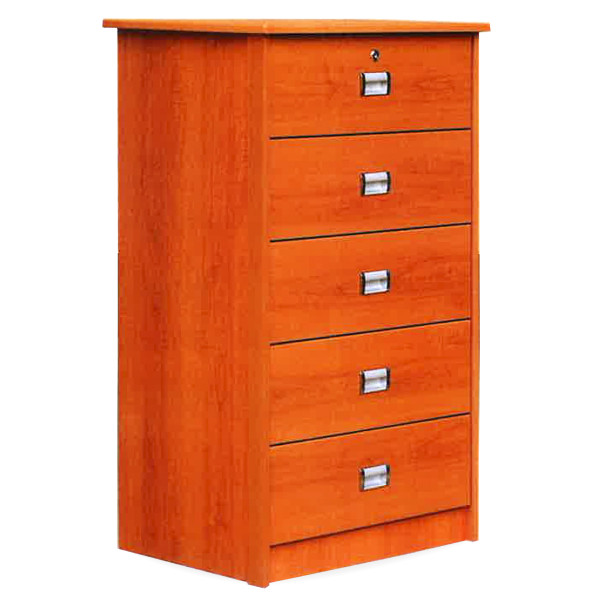 Avi Chest of Drawers in Cherry