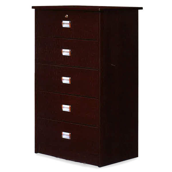 Avi Chest of Drawers in Walnut