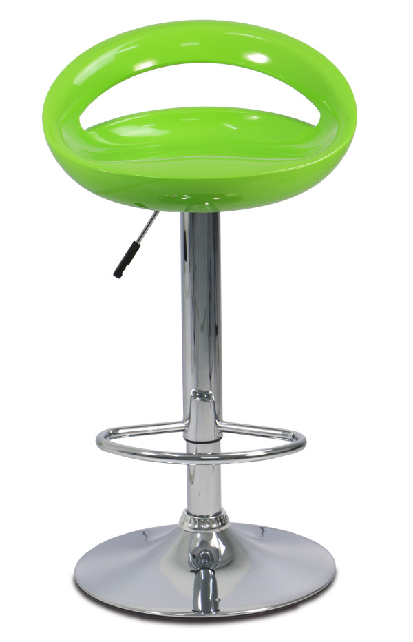 Jaymi Bar Stool (Green)
