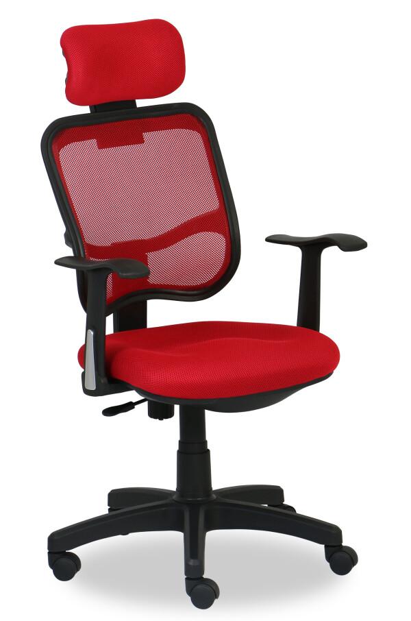 Botum Office Chair (Red)